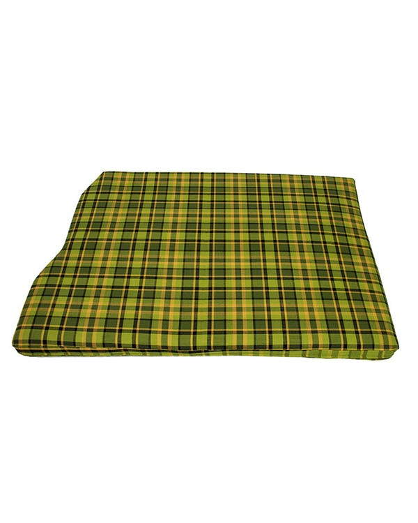 Engine Bay Cover Full Width With Spare Wheel Westfalia Green