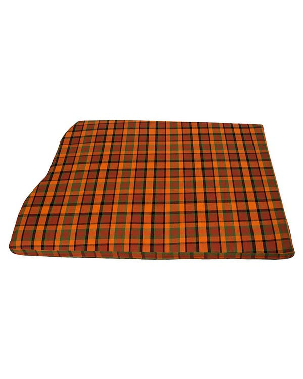 Engine Bay Cover Full Width With Spare Wheel Westfalia Orange