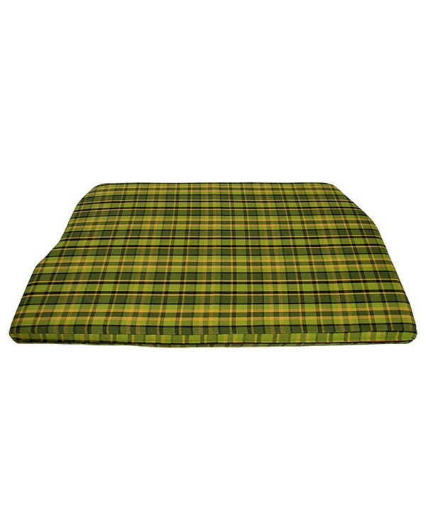 Engine Bay Cover Full Width NO Spare Wheel Westfalia Green