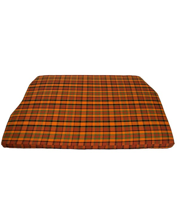 Engine Bay Cover Full Width NO Spare Wheel Westfalia Orange