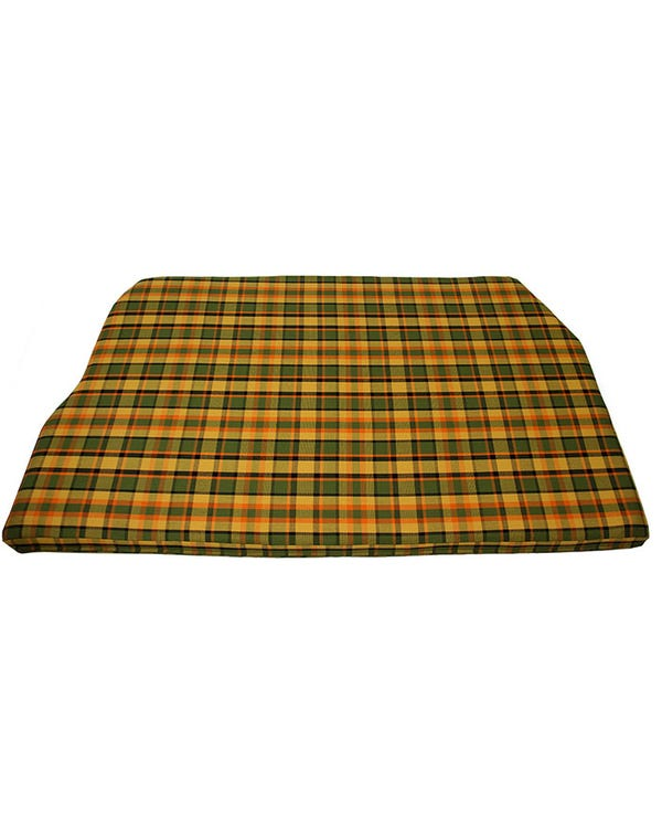 Engine Bay Cover Full Width NO Spare Wheel Westfalia Yellow
