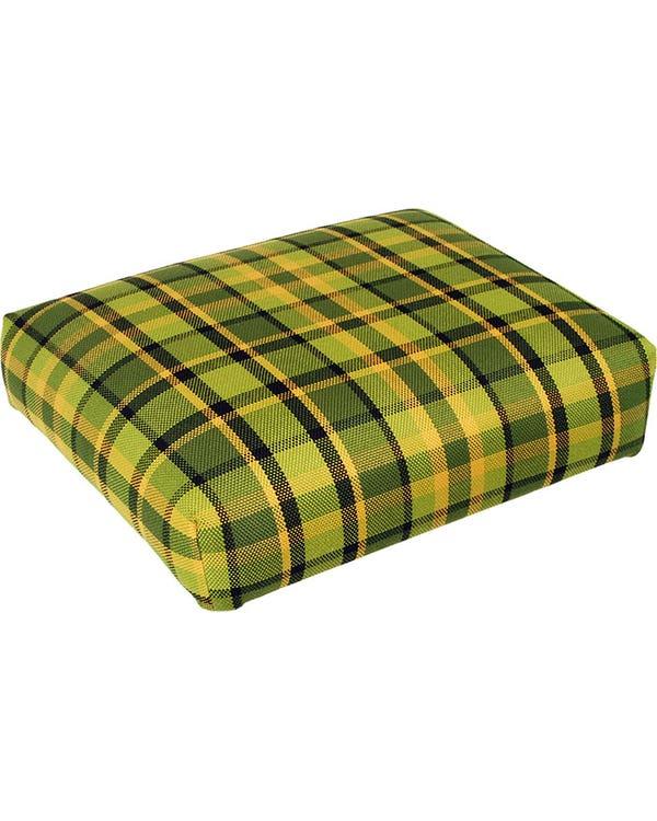 Stool Cover Westfalia Buddy Seat, Late Bay 73> Green
