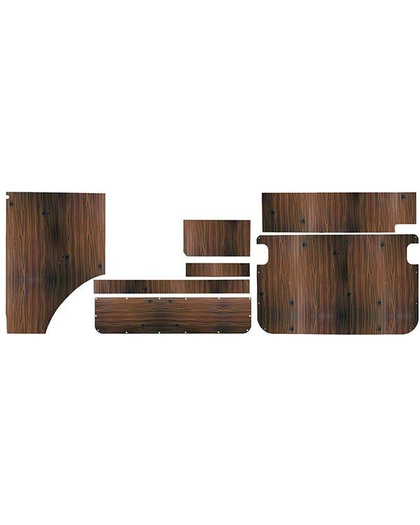 Westfalia Berlin 7 Piece Interior Wood Panel Set