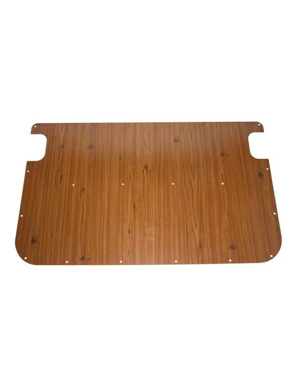 Sliding Door Interior Wood Panel with Westfalia Laminate