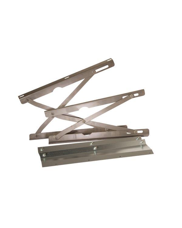 Westfalia Stainless Steel Hinges Pair