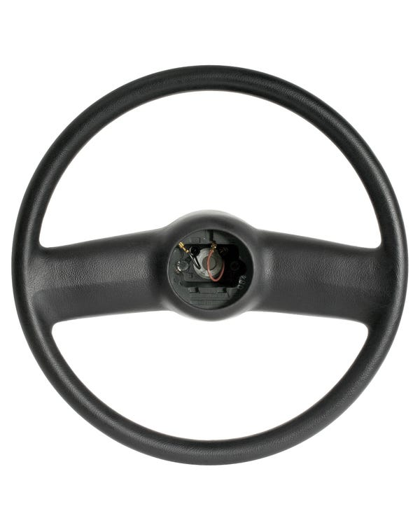 Standard Brazilian Black Steering Wheel