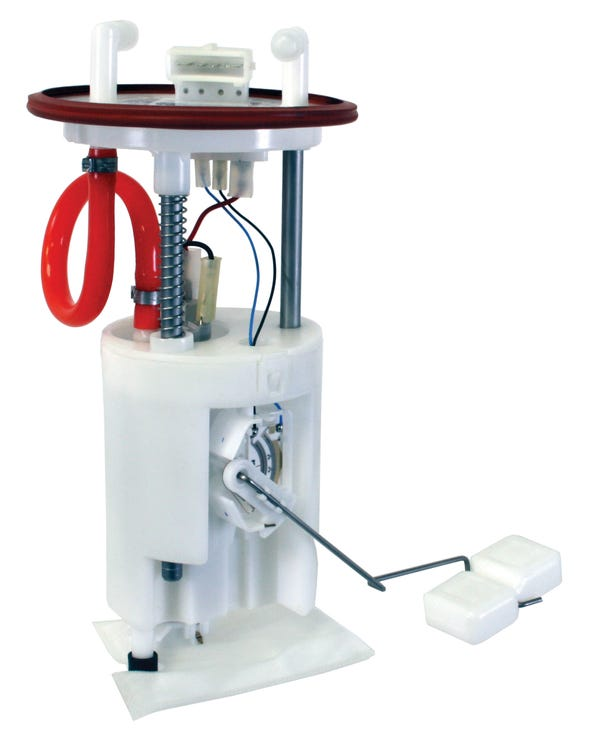 Fuel Gauge sender Unit and Pump, 1600cc inj