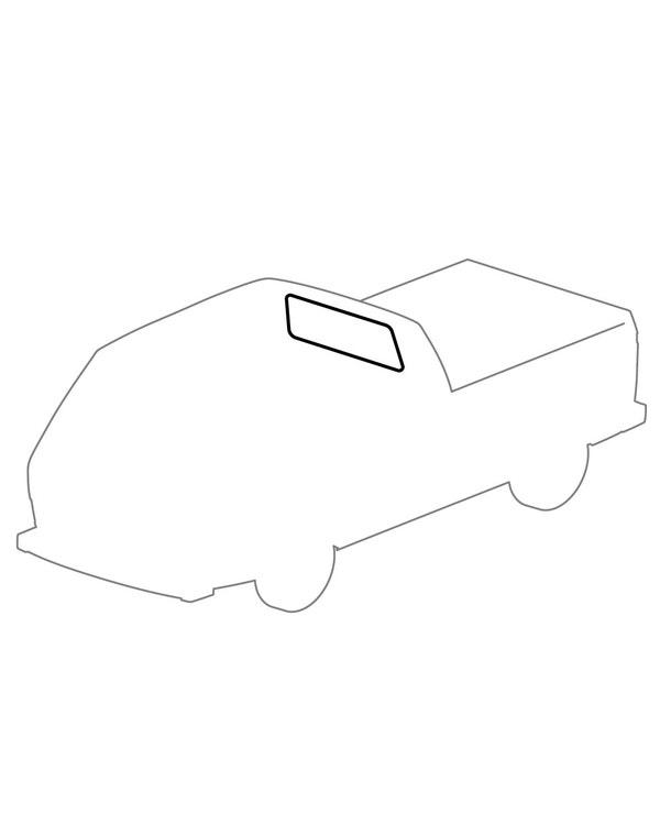 Rear Window Seal Pick-Up