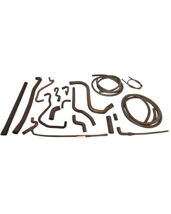Water Hose Kit, 1.9 DG