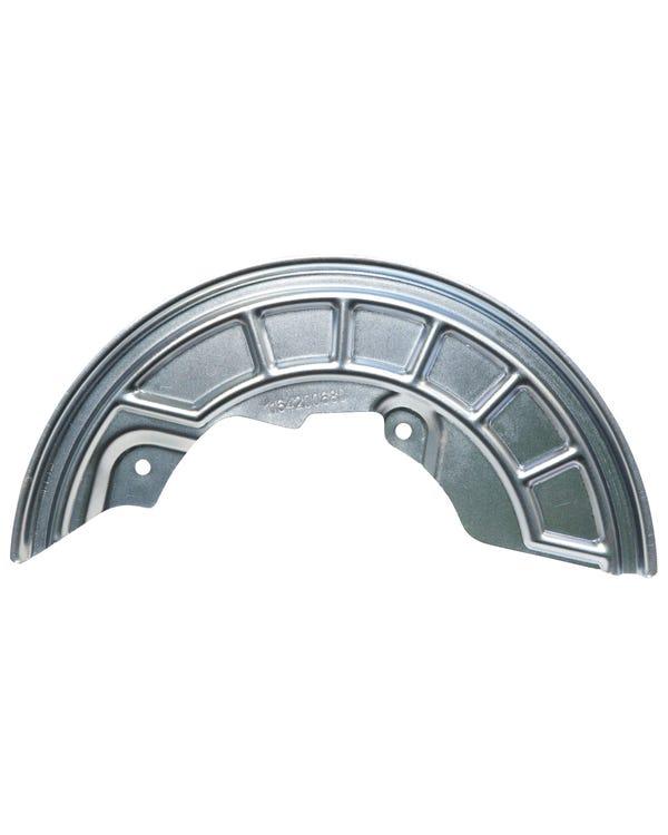 Placa de apoyo de freno de disco delantero derecho de Syncro
