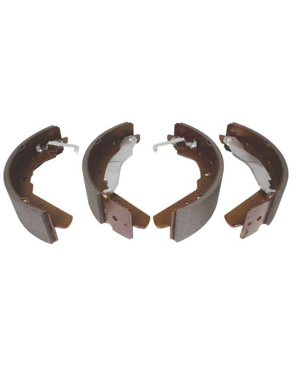 Brake Shoe Set 250x55x6