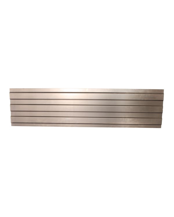 Rear Cargo Floor Plate Repair as per Factory Thickness
