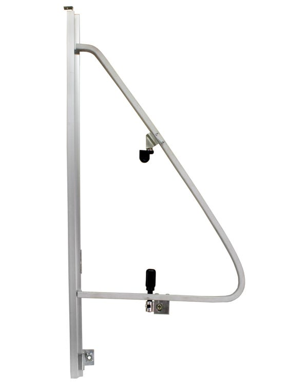 Right Opening Quarter Light Frame Aluminium