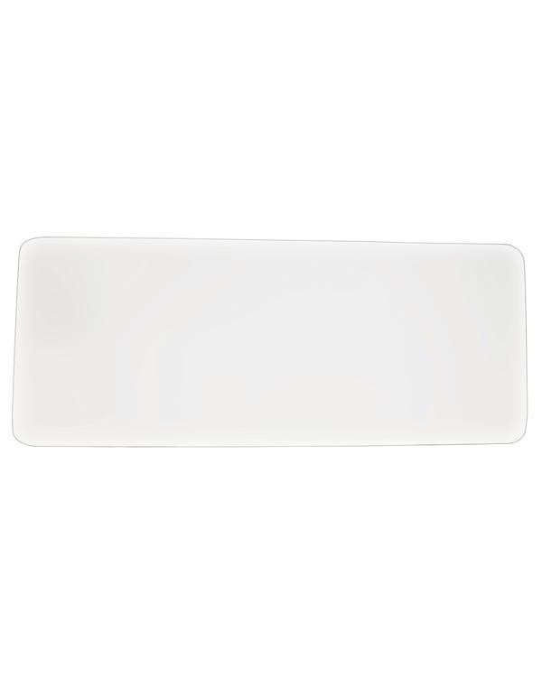 Cristal de ventana lateral central transparente