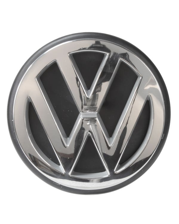 VW Tailgate Badge with Rubber Base