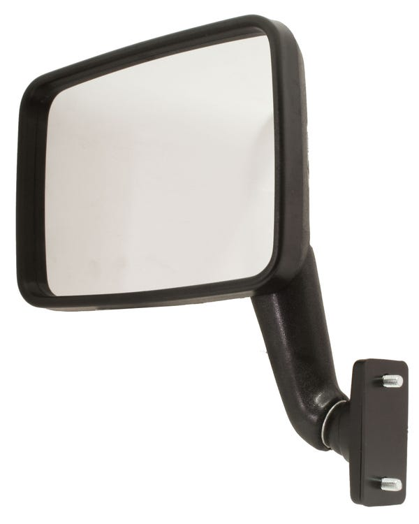 Wing Mirror with Convex Glass Right