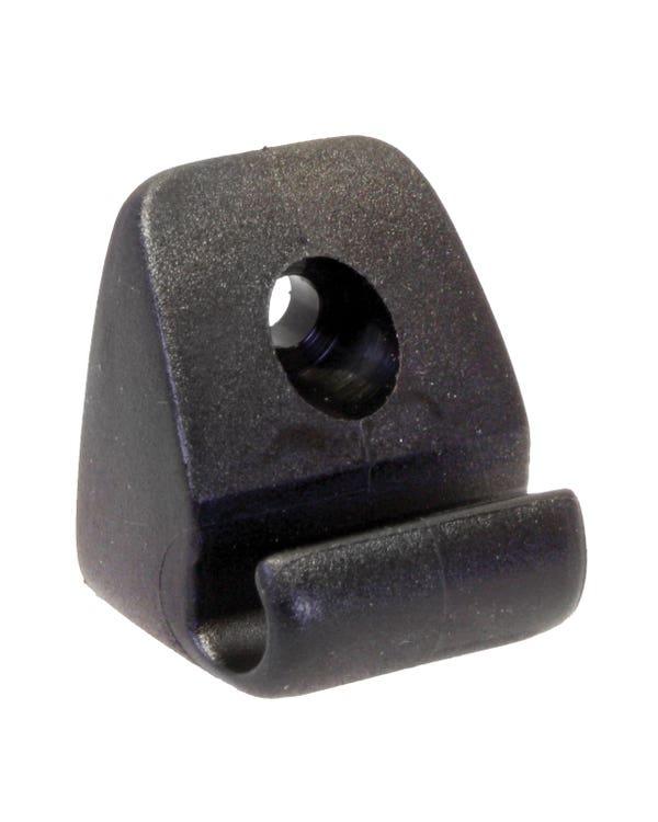 Sun Visor Clip, Black in colour
