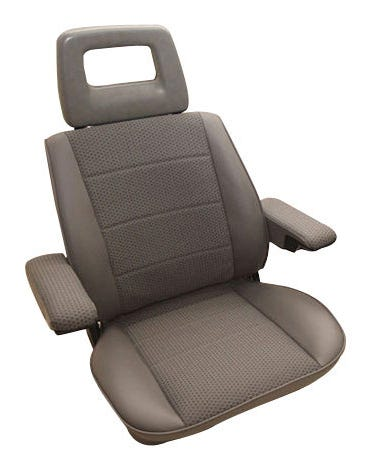 Front Seat Cover Set for Captains Seats