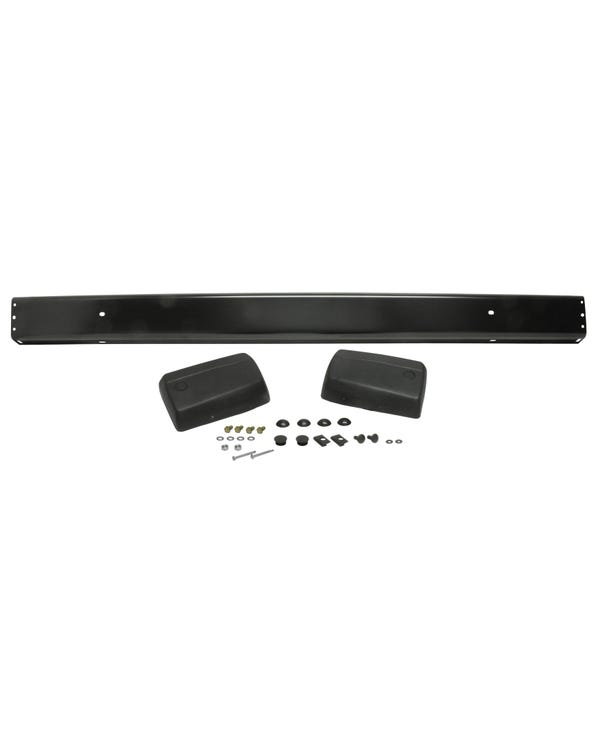 Rear Bumper Kits in Black