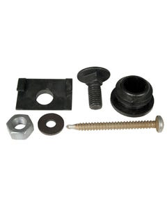 Bumper End Cap Fitting Kit
