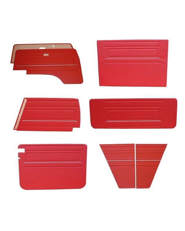 Door Panel Kit, Left Hand Drive