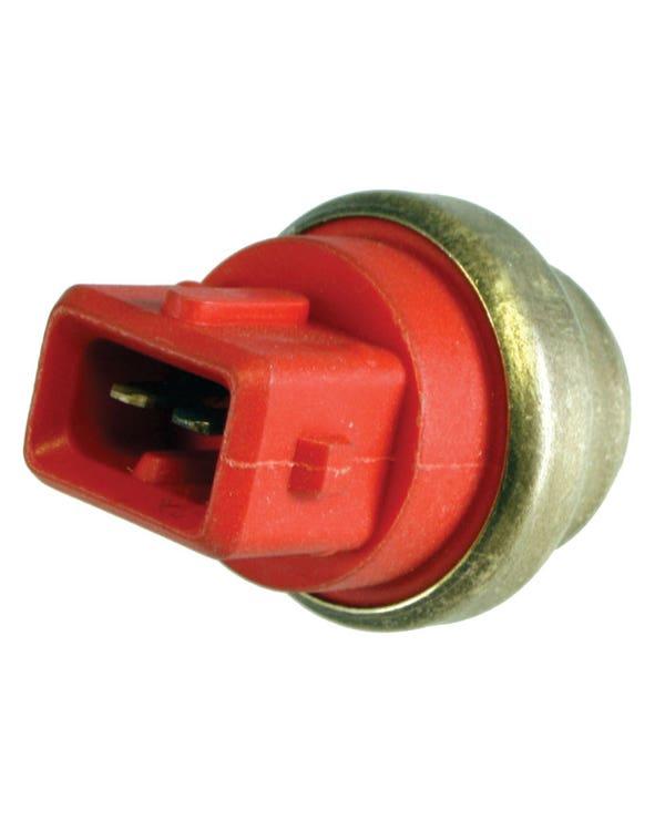 Coolant Temperature Switch, Red 2 Pin 55/65c