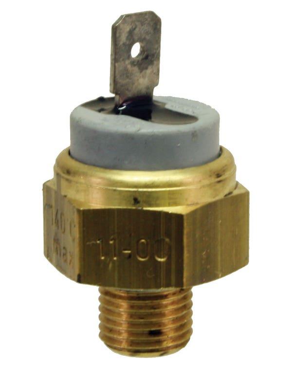 Coolant Temperature Switch, Grey 1pin, 104c