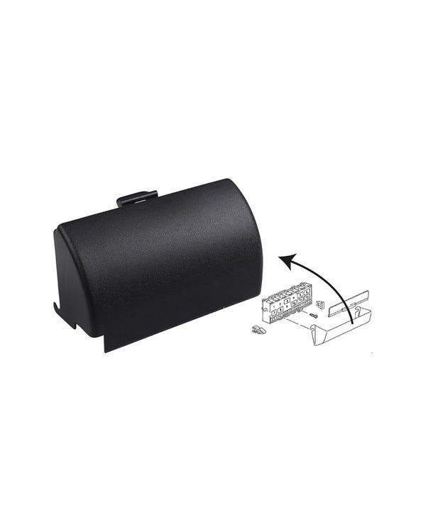 Fuse Box Cover Black