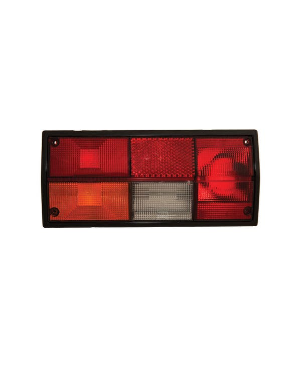 Tail Light Unit with Fog & Reverse, Right