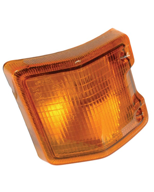 Front Turn Signal Assembly Amber Left