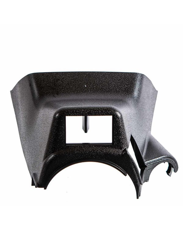 Upper Steering Column Cowling Black