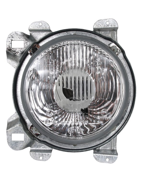 Headlight Assembly Round for Right Hand Drive Right