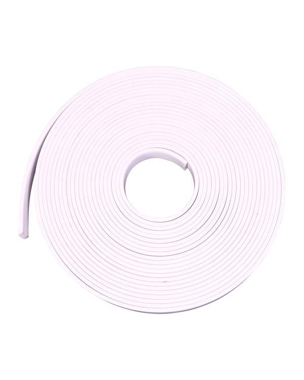Flachband zur Befestigung des Dachstoffes
