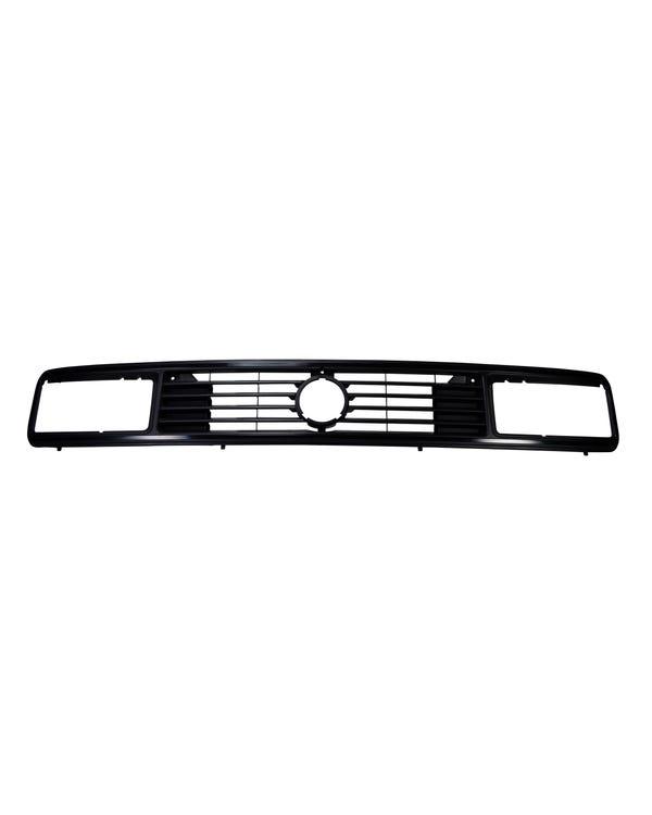 Upper Front Grille for Rectangular Headlights