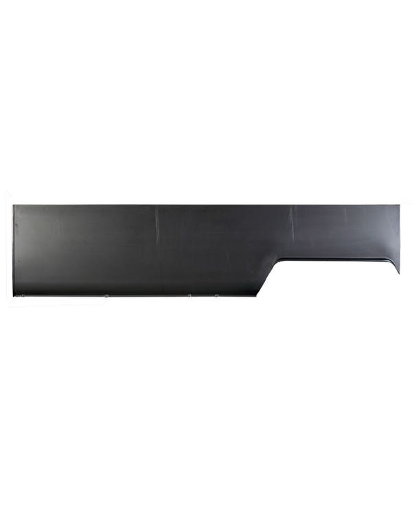 Long Side Panel Right on Single Cab Model for Left Hand Drive