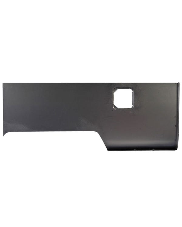 Rear Side Panel Right on Double Cab Model