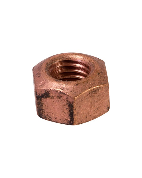 Nut Special for Exhaust Stud Easy Removal Anti-Seize