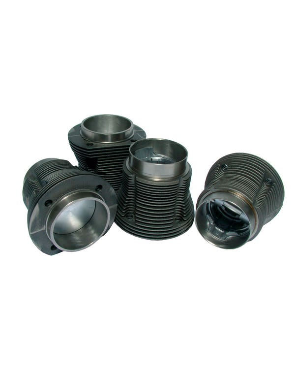 Barrel & piston kit,1600cc, 22 fin cylinder USE SPECI