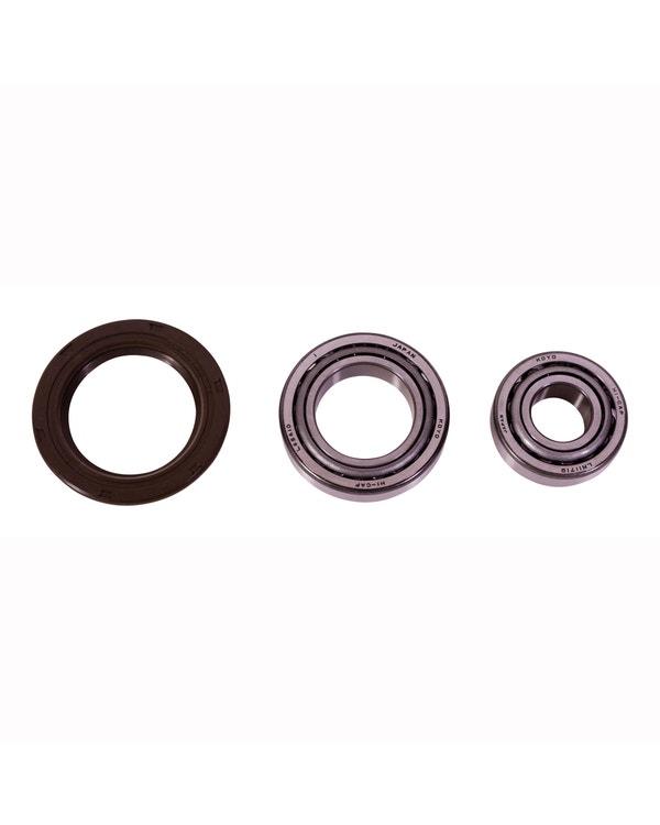 Front Wheel Bearing Kit for Disc Brakes