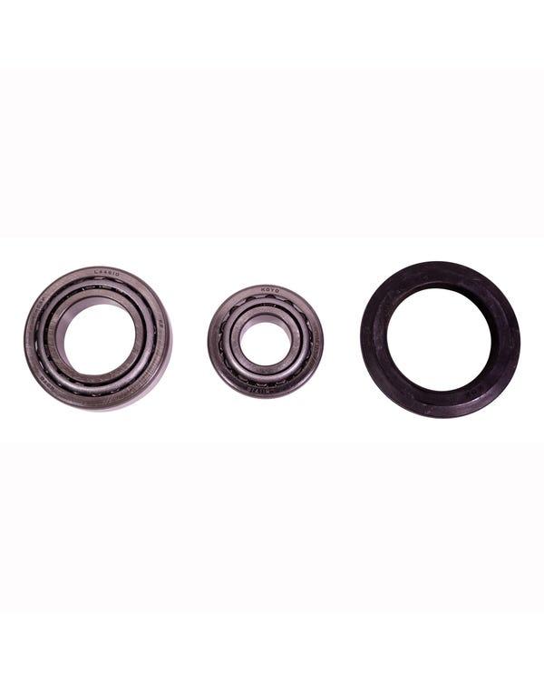 Front Wheel Bearing Kit, Disc or Drum