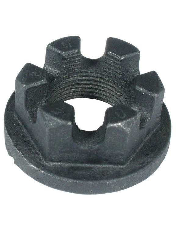 Rear Hub Castellated Nut 36mm