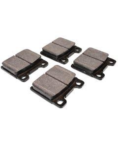 Brake Pad Set, Front 2 Pin