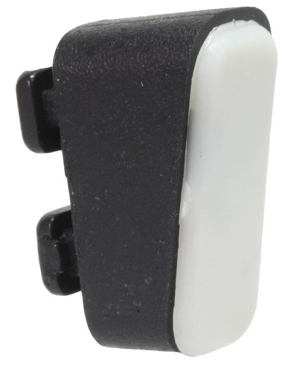 Rubber wedge for Door Striker Plate