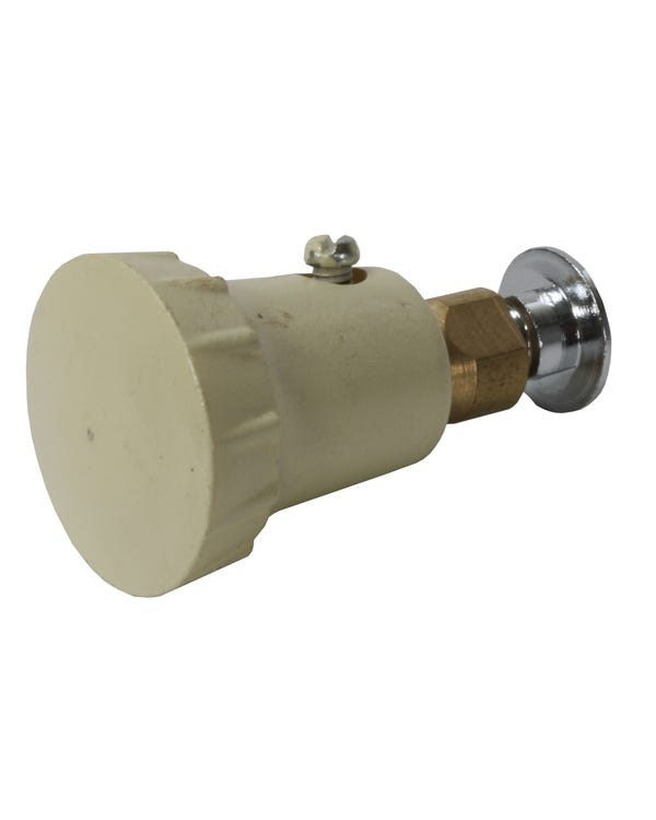 Rear Pop-Out Window Knob Ivory