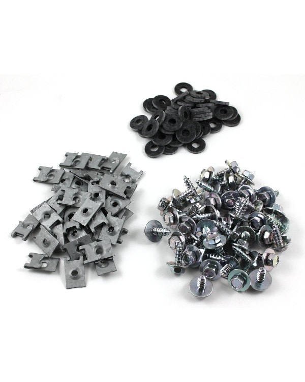 Wing Screw and Speed Nut Kit