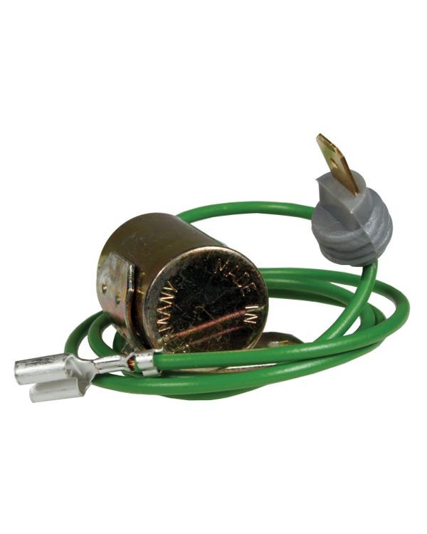 Condenser for 1200-1600cc Distributor with Round Hole