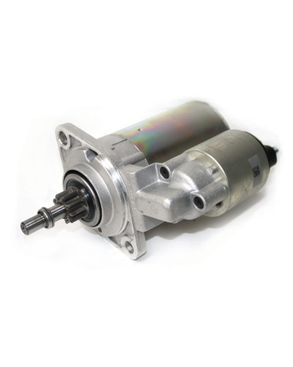 Starter Motor 12 Volt for Manual transmission, Genuine