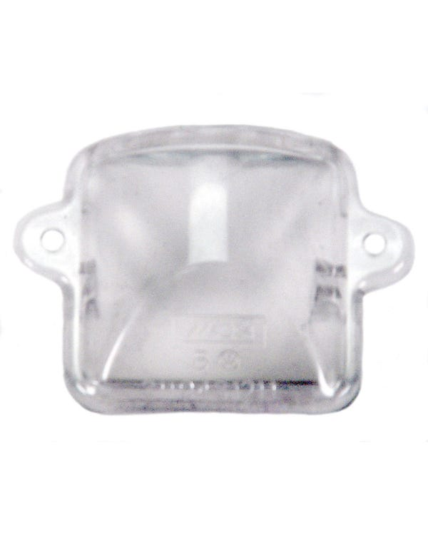 Number Plate Light Lens
