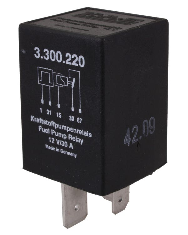 Fuel Pump Relay for 1.8 GTI Engines