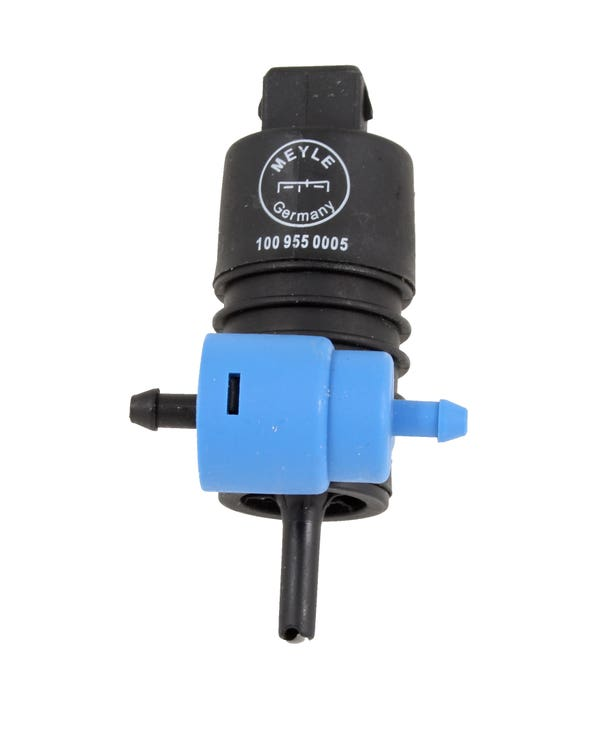 Washer Pump Dual Outlet